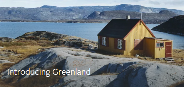 Greenland by Lonely Planet