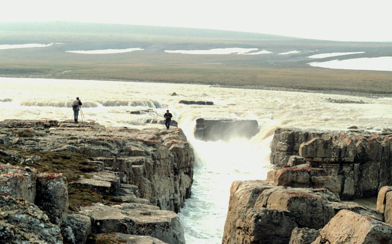 Aulavik National Park