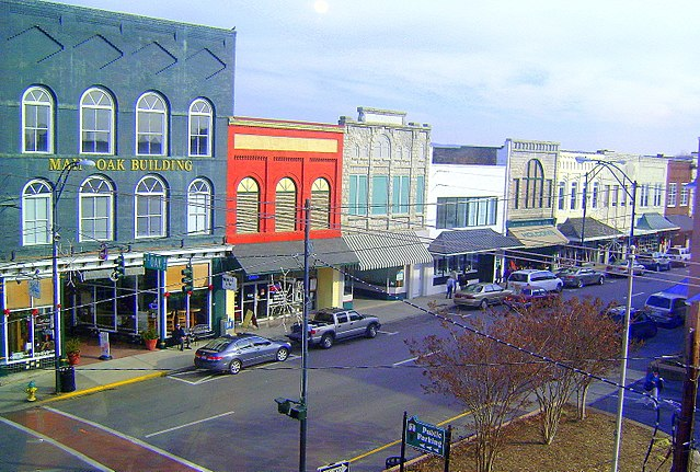 "Mount Airy ""Mayberry,"" North Carolina"