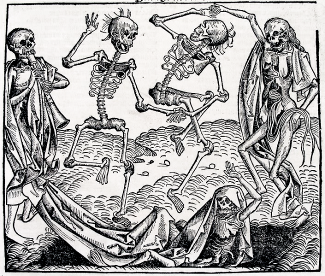 The Black Death in the Italian Peninsula